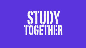 Study Together in Bible Study