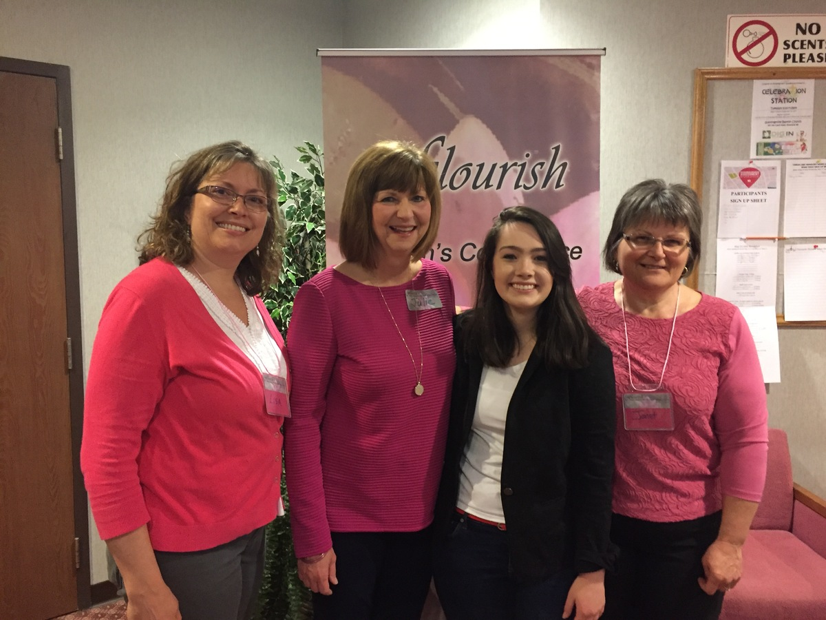 Developing a Women's Ministry Team