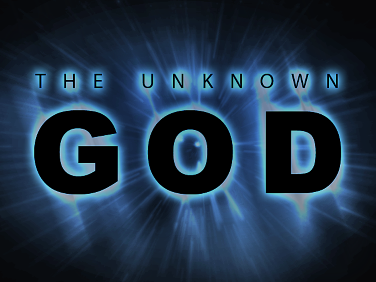 Discovering the Unknown God