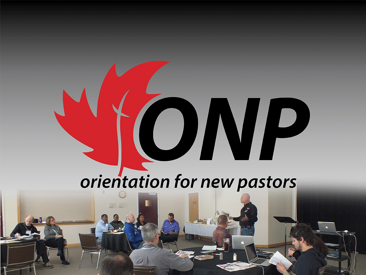 CP at Work: Orientation for New Pastors