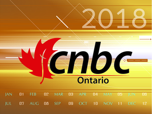 CNBC Ont Dates 2018