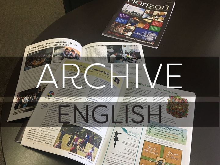 Horizon Archives: English