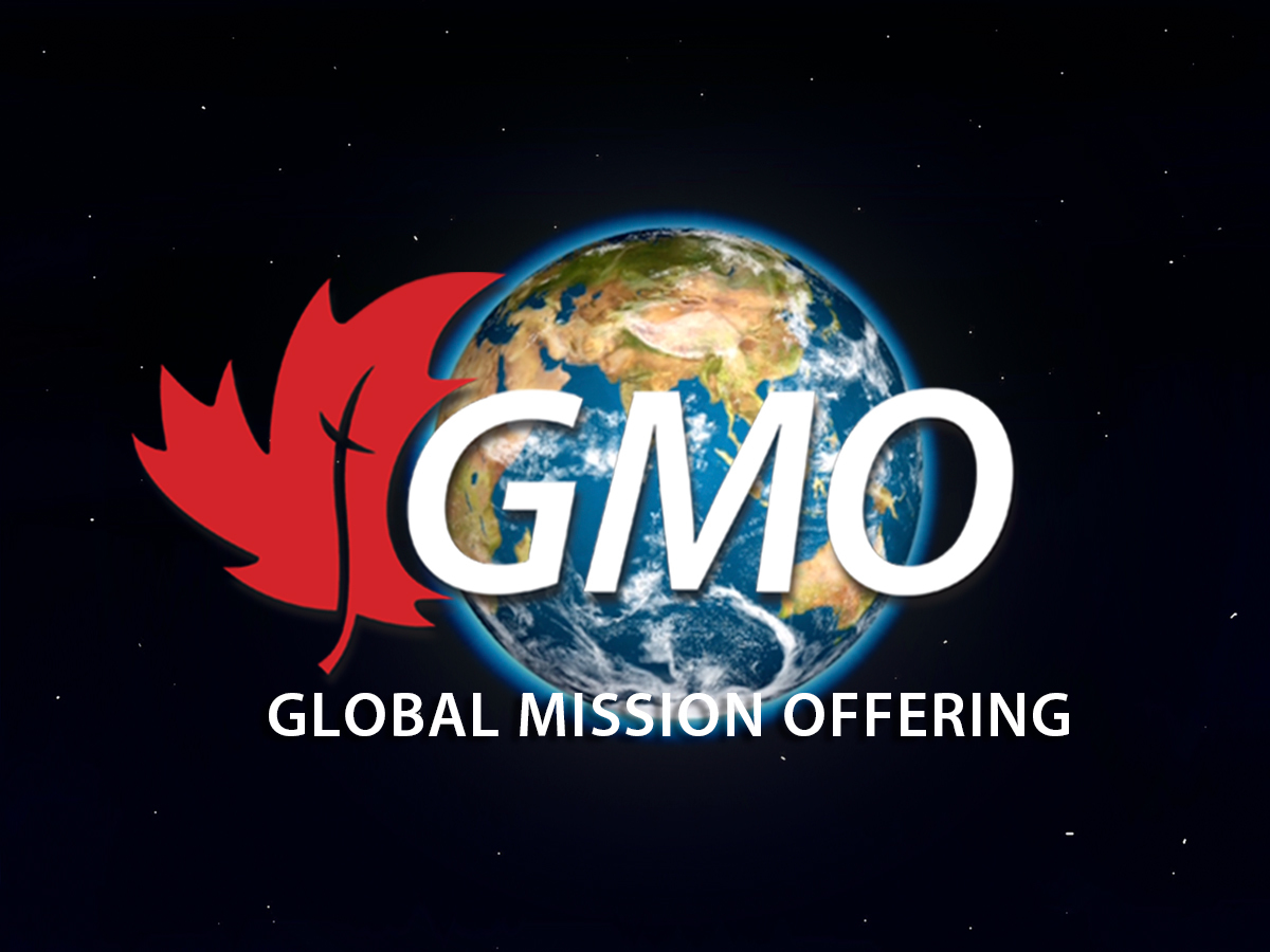 Global Mission Offering