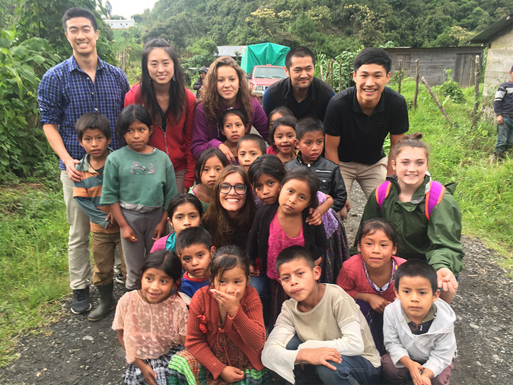 Canadians on Mission in Guatemala