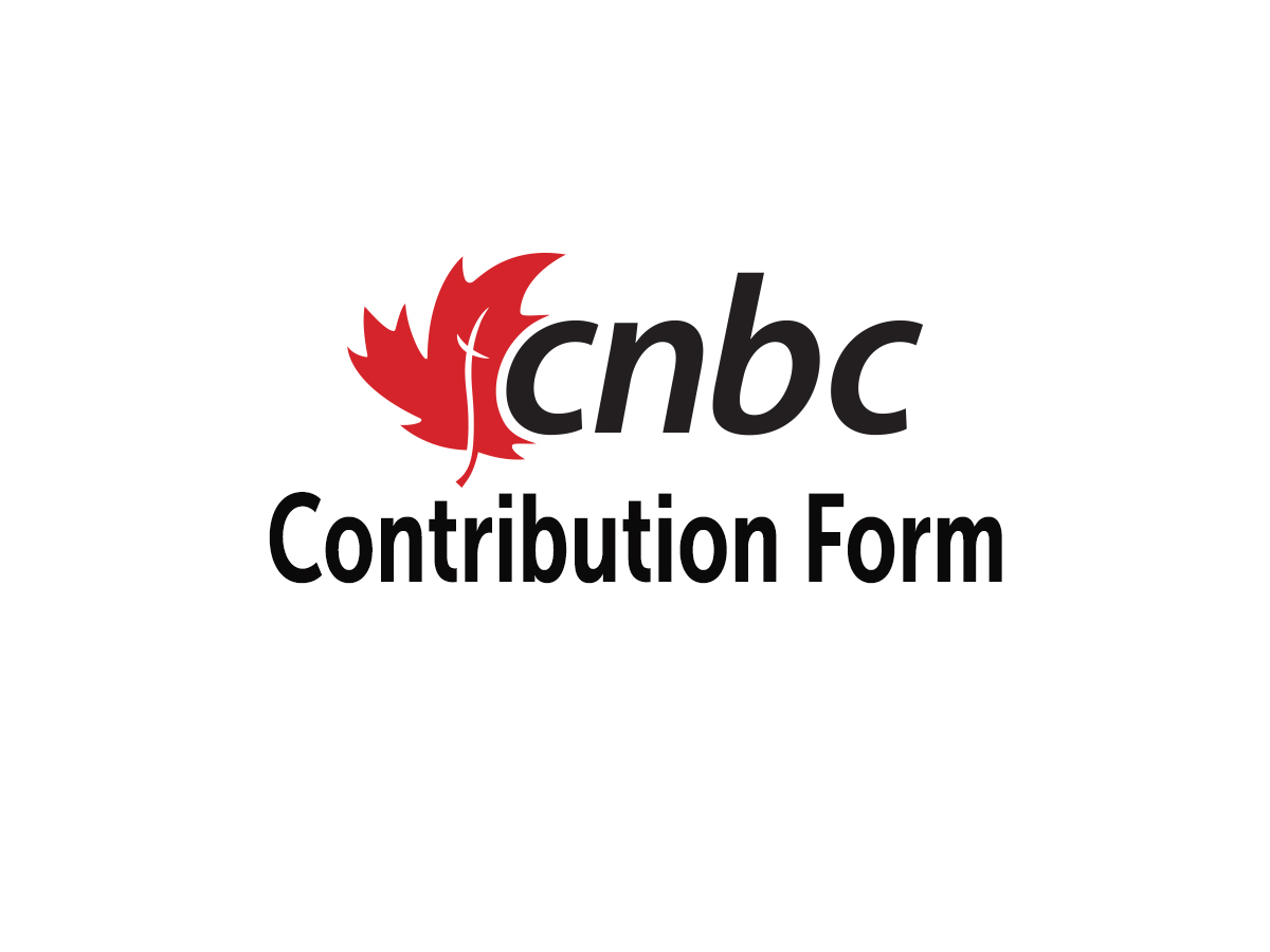 CNBC Contribution Form