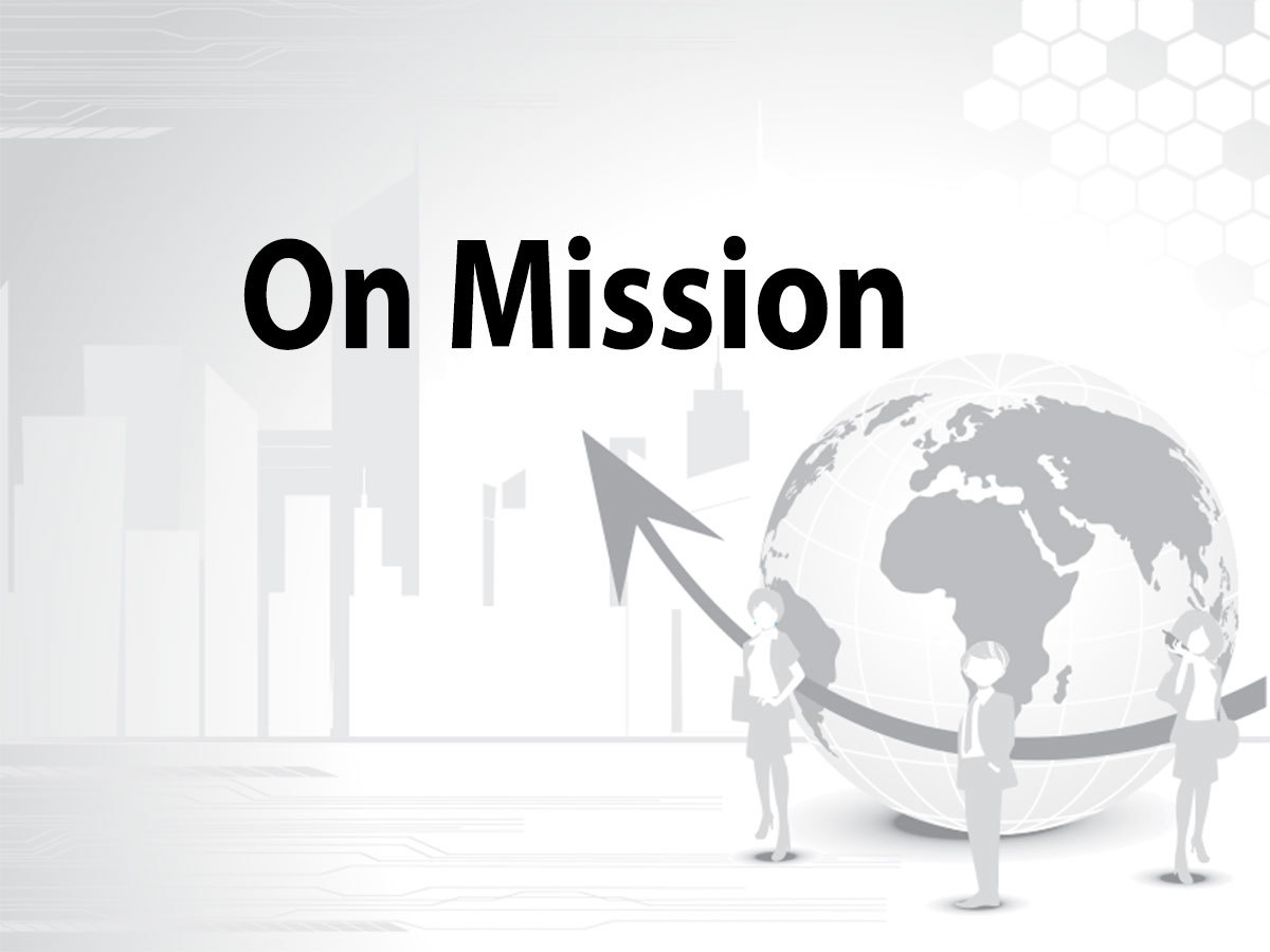 "Opportunities for Students to serve ""On Mission"""