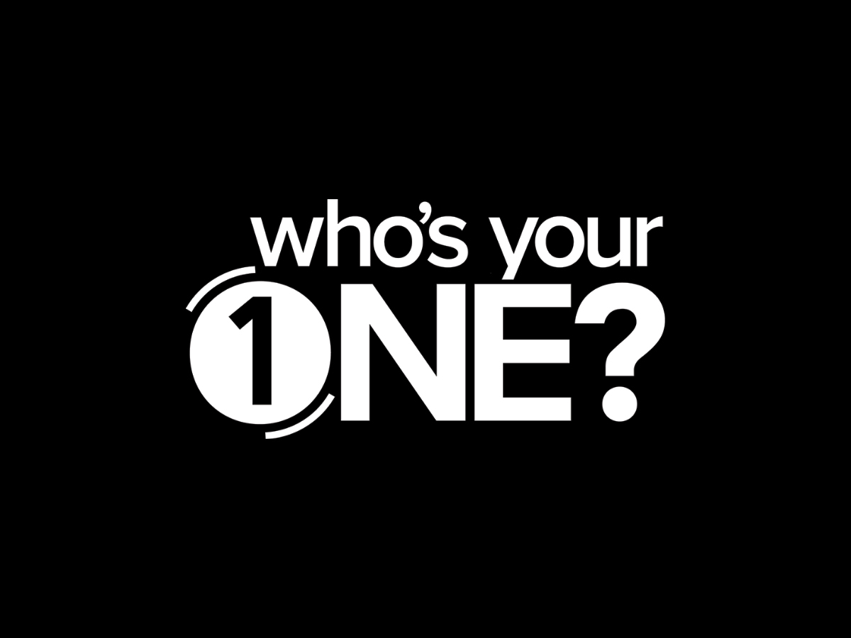 Week 4, Day 3: Who's Your ONE?