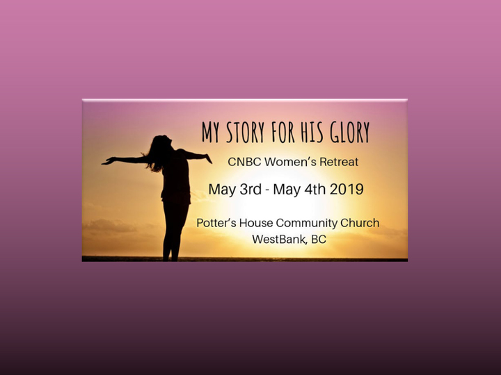 My Story for His Glory