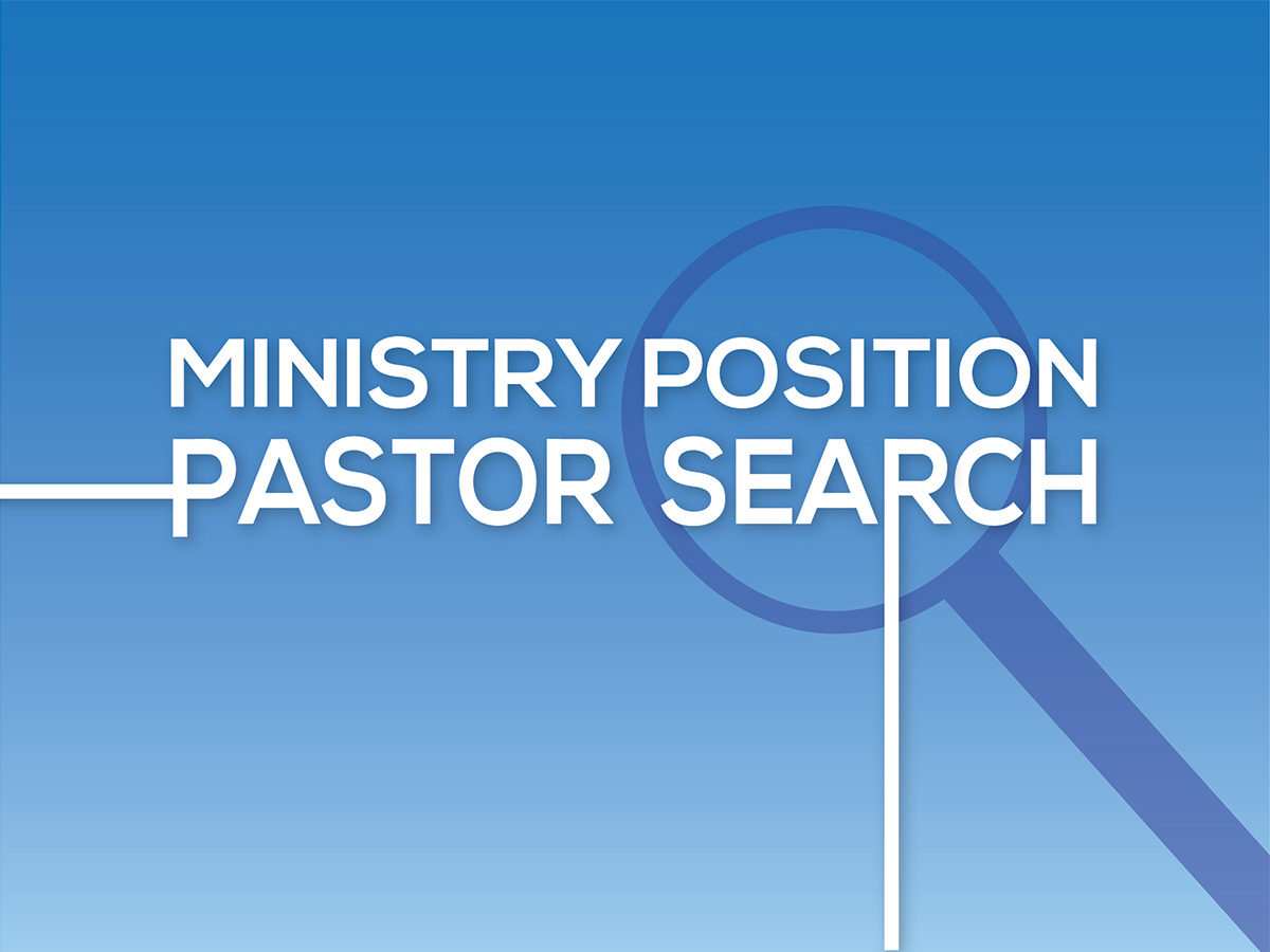 Associate Pastor Search:  Vancouver Chinese Baptist Church