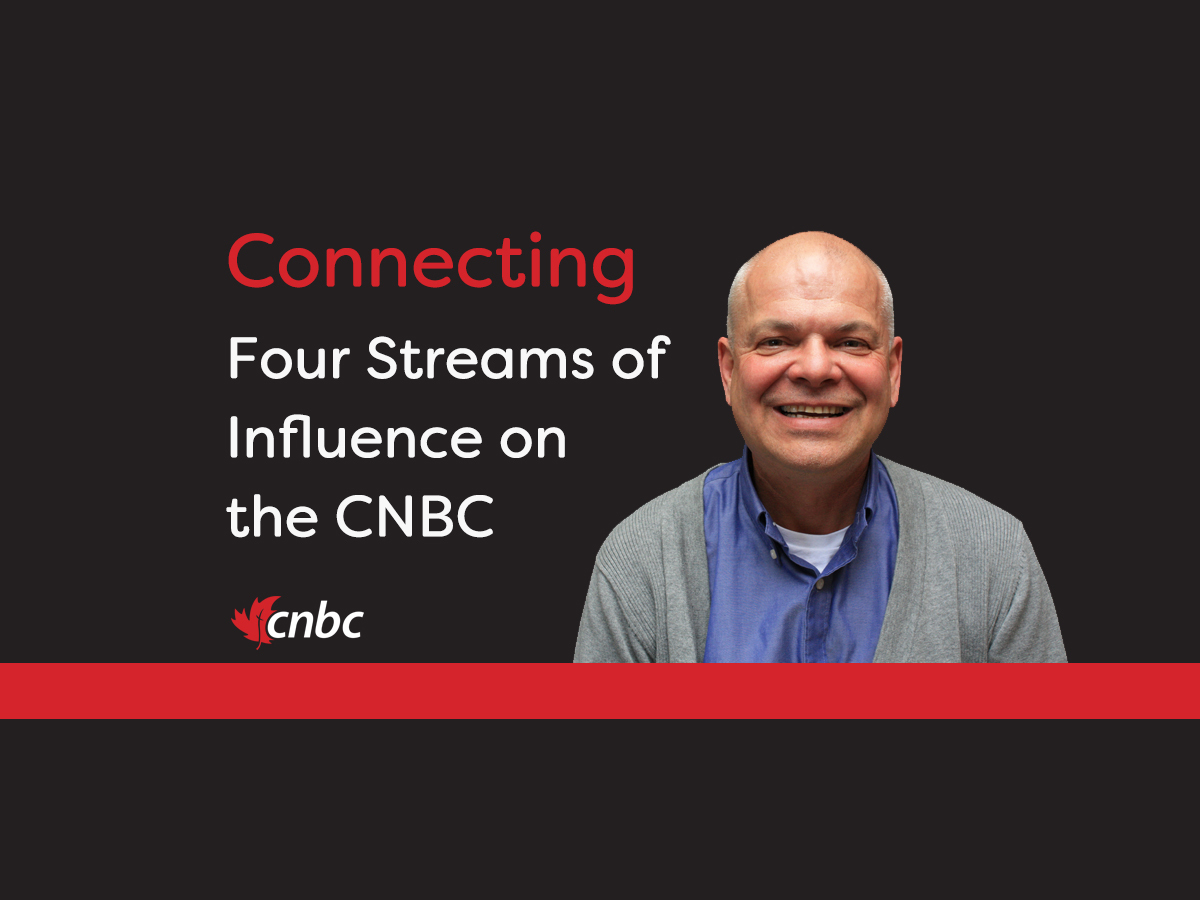 Four Streams of Influence on the CNBC