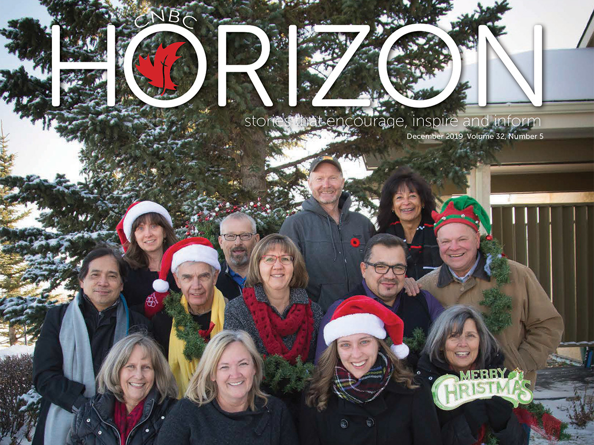 The December 2019 Horizon is online