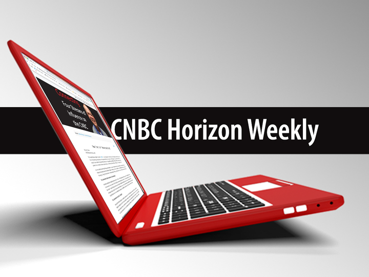 CP at Work: Horizon Weekly