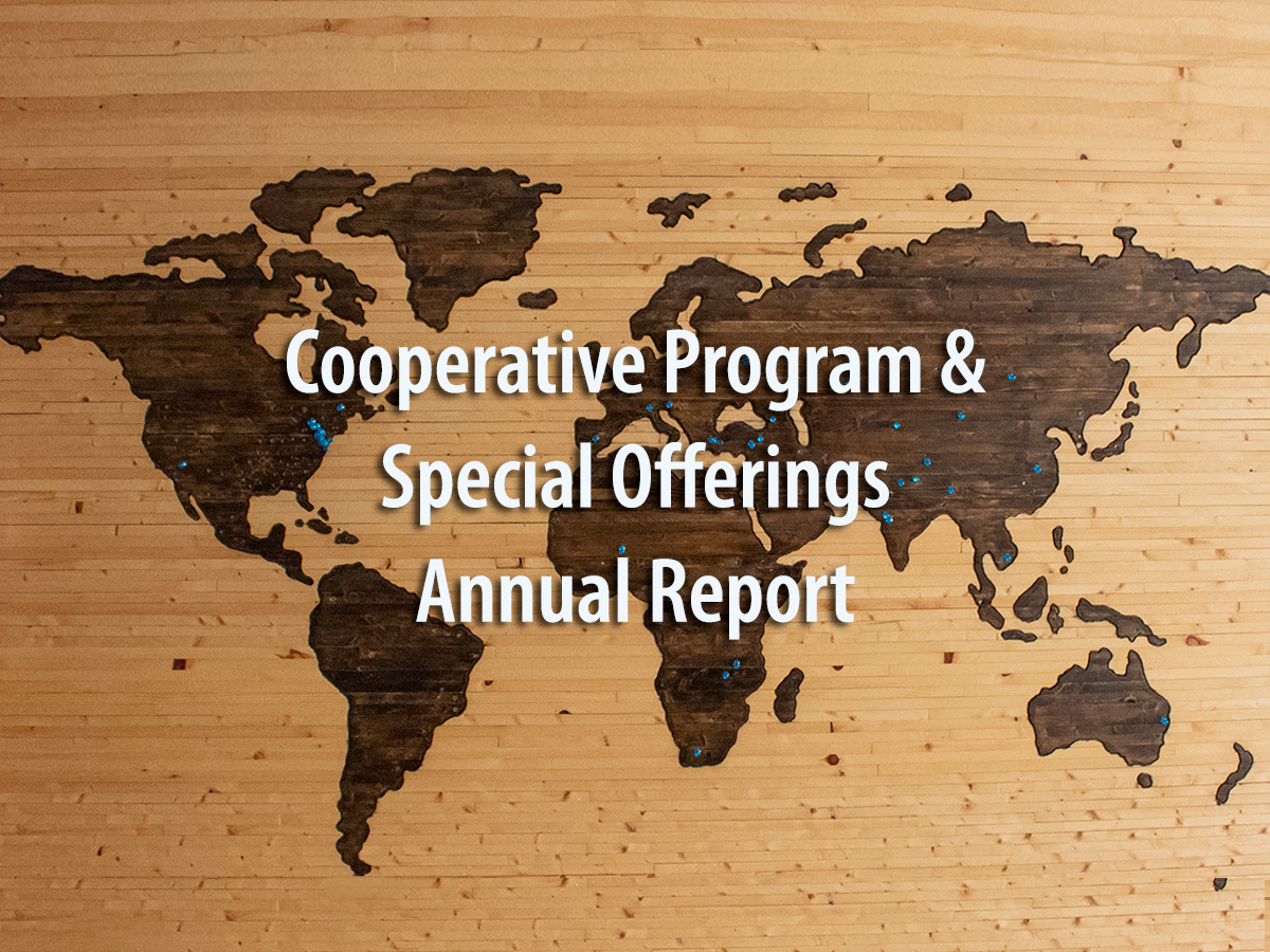 2019 CP and Special Offerings Report