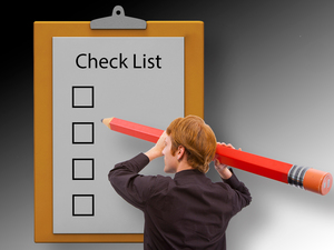 Basic Checklist for Church Treasurers