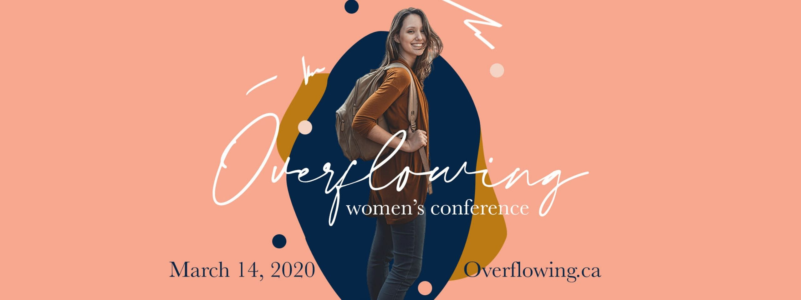 Overflowing Women's Conference