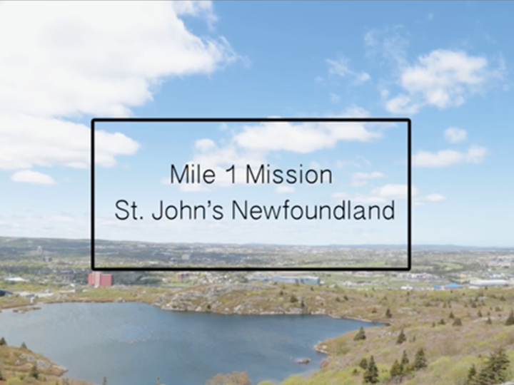 Video:  Mile One Mission
