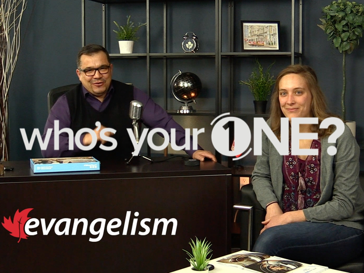 VIDEO: Who's Your ONE? Prayer Campaign