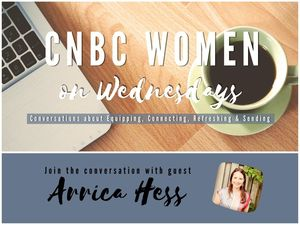 VIDEO: CNBC Women on Wednesday, Arrica Hess