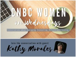 VIDEO: CNBC Women on Wednesday, Kathy Morales on Trusting God (Part 1)