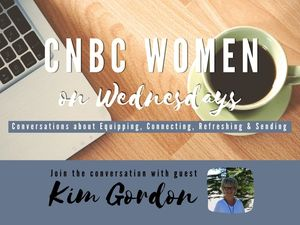 VIDEO: CNBC Women on Wednesdays, Kim Gordon