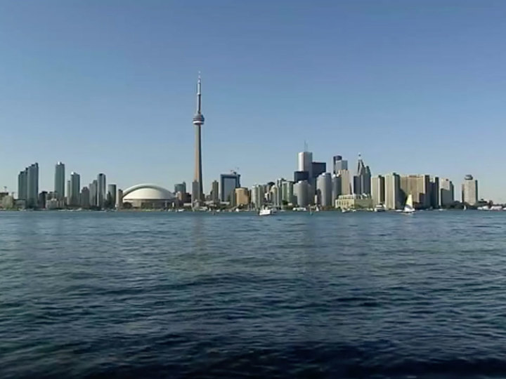 Video:  Send North America - Toronto